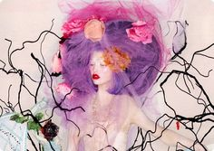 visual optimism; daily fashion fix.: sweet escape: karlie kloss by nick knight for w october 2012