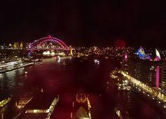 Vivid Sydney #vividsydney #vivid #Sydney #sydneyharbour #circularquay #operahouse #sydneyoperahouse #sydneyharbour #sydneyharbourbridge #lights #neon #fluoro #night #sydneywinter by thecasualfoodblogger http://ift.tt/1NRMbNv