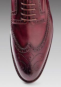 DERBY BROGUE SHOE Brogue Shoe, Brogues, Men Dress, Dress Shoes, Shops, Fall Winter 2015, Derby, Oxford Shoes, Lace Up