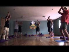 """Yoga For PTSD - Post Traumatic Stress Disorder 
