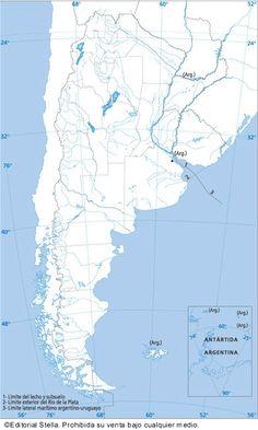 Las 27 Mejores Imagenes De Mapa De Argentina Mapa De Argentina