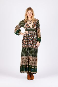 ENCHANTED FOREST MAXI