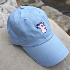 - Description - Size Chart - Details The Light Blue Koala Cap is soft, cute, and comfortable. Be a part of something great and Help Koalas & Children Koexist one creation at a time by wearing Koexist!