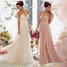 Edles Abendkleid Kleid Ballkleid Brautkleid Brautjungfernkleid 34 - 48 aus DE | eBay