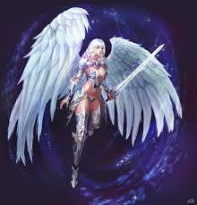 Resultado de imagem para animes romanticos anjos