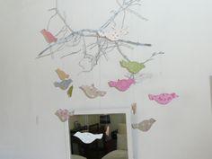 mobile aux oiseaux