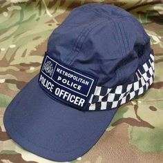 Collection of ball cap:  British Metropolitan Police Service ballcap. (AFO / SCO 19?) #policecollection #policeofficer #police #policepatches #policepatchcollecting #patchtrade #thinblueline #policebadge #lawenforcementofficer #policepatch #policia #policie #polizei #peaceofficer #polisi #polis #politie by officer_b