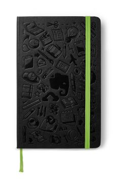 Evernote Classic Notebook by Moleskine Meet the product that inspired the Evernote Market. When we released the first edition of this collaboration in 2012, we declared it a 'cease fire' on paper. The notebooks sold out immediately, and became Moleskine's most successful product launch in recent history. That enthusiasm got us exploring other ways to give physical objects a digital life