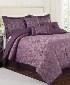 clicktostyle Paisley Purple Cotton Rich Duvet Cover Sets with Pillow Cases Bedding Set (Double) Purple Duvet, Purple Bedding Sets, Full Comforter Sets, Luxury Bedding Sets, Duvet Cover Sets, Gold Bedding, Queen Bedding, White Bedding, Turquoise Bedding