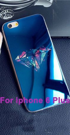 2015 Cell Phone Cases For Apple iPhone 6 4.7''/6 Plus 5.5'' New Arrivals blu-ray Diamond Soft TPU Phone Protection skin shell