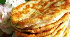 Kefir cheese patties: a great substitute for rolls at breakfast.de The post Kefir cheese patties: a great substitute for rolls at breakfast appeared first on Food Monster. Kefir, Bulgarian Recipes, Russian Recipes, Pizza Recipes, Baking Recipes, Cheese Patties, Bread Substitute, Pita, Paleo Breakfast