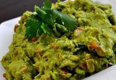 cz - On-line kuchařka - fotografie 1 Nachos, Guacamole, Mexican, Breakfast, Ethnic Recipes, Food, Recipies, Morning Coffee, Essen