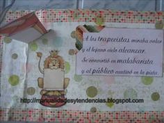 Cómo hacer un libro pop-up 3 / How to make a pop-up book 3 - YouTube
