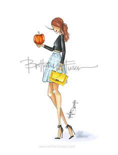 October (Brittany Fuson)