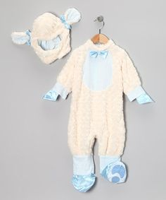 Take a look at this Rubie's Blue Cute As Can Be Dress-Up Set by Rubie's on #zulily today!