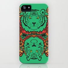 """Sold: """"#Tigers"""" - #iPhone 5 #Case by Ornaart [me] - $35.00"""