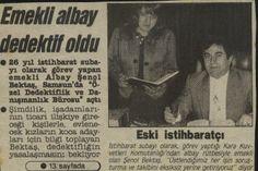 Yıl (1989-1990)  ÖZEL DEDEKLİFLİĞİ KURDUĞUM YILDA, HAKKIMDA YAZILAN YAZILARDAN BAZILARI.