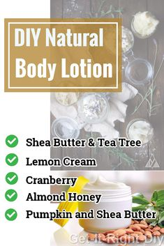 These moisturizing body lotions will make your skin smooth and refreshing feeling. Homemade Body Lotion, Diy Lotion, Homemade Moisturizer, Homemade Skin Care, Homemade Beauty Products, Diy Skin Care, Lotion Bars, Bath Products, Lotion Recipe