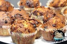Granola, Muffins, Yummy Food, Tasty, Yummy Yummy, Cupcakes, Cake Pops, Make It Simple, Brownies