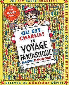 Charlie?  Really?  Where did Waldo go?  Ha!