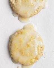 Glazed Lemon Cookies - Martha Stewart Recipes