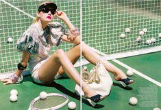 Tennis editorial
