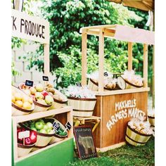 Charming Farmer's Market Party {First Birthday // Hostess with the ... ❤ liked on Polyvore