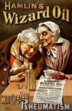 Hamlin's Wizard Oil