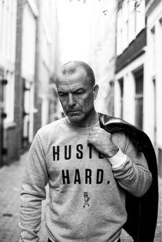 Hustle Hard Sweater