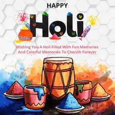 Holi Greeting Cards, Holi Greetings, Happy Holi Wishes, Holi Images, Promotional Banners, Graphic Design Software, Tool Design, Peace And Love, Creations