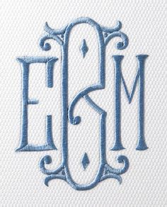 Brigette Monogram Style