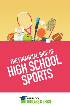 Sports are a great way for your teen to get involved, but many forget the costs associated with participating in them. Check out these tips for saving money, but not sacrificing the experience.