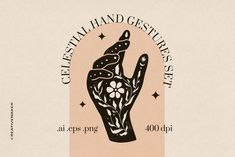CELESTIAL FLORAL HANDS SILHOUETTES is floral decorated hand gestures set. Abstract boho vector and raster feminine hands in trendy minimal style with mystical eye, moon, drops, sun and stars. Perfect for modern wall art, book, eBook, magazine, wrapping paper, wedding invitation, logo design, flyer, banner, business card or brochure, invites, Mid Century modern minimalist posters, mood boards, greeting cards, planners, stickers, textile design, feminine cosmetic, scrapbooking, pakaging, blogs Abstract Shapes, Hand Illustration, Minimalist Poster, Graphic Design Illustration, Hand Silhouette, Modern Wall Art, Abstract, Seamless Patterns, Sun And Stars