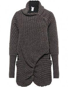 Sarah Pacini | Women's Bobble Knit Cardigan | JULES B
