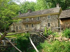 Since 1974 the Colonial Pennsylvania Plantation has given visitors a glimpse of 18th century Pennsylvania farm life through group programming, weekend activities and outreach opportunities.