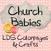 LDS Color Pages & Crafts - great for FHE