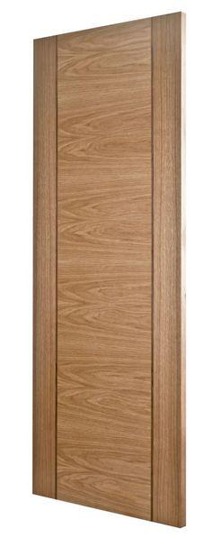Salamanca Oak Bespoke - contemporary internal door for modern homes