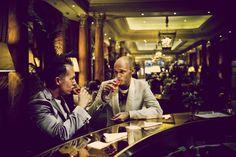 The Promonade Bar @ The Dorchester