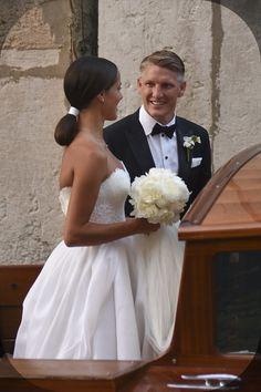 Bastian Schweinsteger & Ana Ivanovic - Wedding Day 5