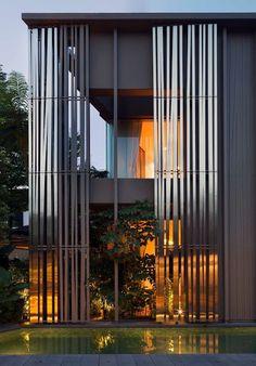 Nhà 33 Holland Park, Singapore I 33 Holland Park, Singapore - TROPIC SPACE