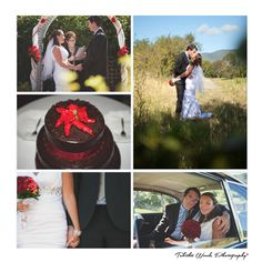 Wedding photography services available; Wellington based available nationwide. Packages and also tailored quotes for smaller time frame. Small Cafe ceremony and local riverside for bride and groom photo shoot.
