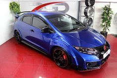 Just uploaded on our website.  HONDA CIVIC 2.0 TYPE R GT. 2015/65 25K Miles. 22999  Brilliant Sporty Blue Metallic GT Pack And Includes All The Extra Features Like Reverse Camera Satellite Navigation Advanced Driver Assist Forward Collision Warning Lane Departure Warning Traffic Sign Recognition System High-Beam Support System Blind Spot Information And Cross Traffic Monitor Honda's City-Brake Active Front And Rear Parking Sensors Dusk Sensing Headlamps Rain Sensing Automatic Wipers Auto…