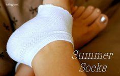 make socks for Summer