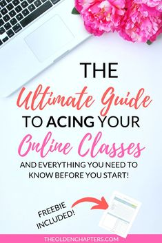 The ultimate guide to college summer classes including tips for online classes, organization, productivity, time management, study inspiration, finals, group projects, motivation, writing assignments, memorization ideas and more. Learn how easy staying organized can be with the right supplies, notes, student planners, learning techniques and study tips. Pin this article now and learn how to manage your summer classes and get your free printable now! #summer #college #studytips #productivity