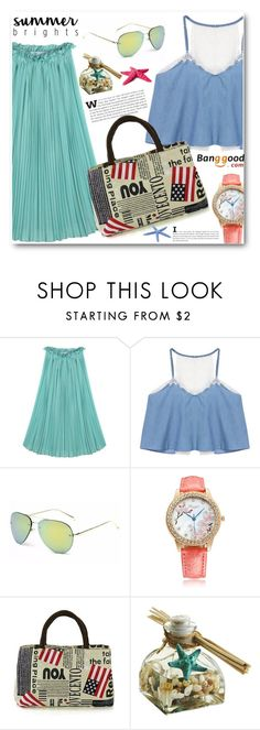 """Bangood 1"" by edy321 ❤ liked on Polyvore featuring Pier 1 Imports"