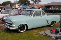 Ford Australia Mainline Ute.
