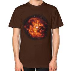 NASA Images Unisex T-Shirt Nebula M1-67