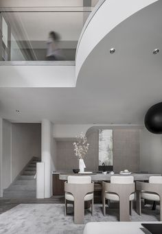 乐贝亲子民宿,四川眉山 / 丰屋·URO设计 - 谷德设计网 Dining Table, Indoor, Adventure, Interior, Furniture, Home Decor, Decoration Home, Room Decor, Dinner Table