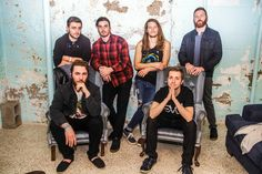 I Prevail band, from Rochester Hills, at The Crofoot in Pontiac, Michigan