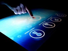 Touch-Screen-Technology